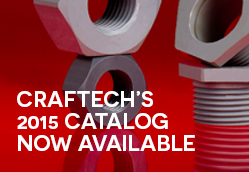 Craftech's 2016 catalog