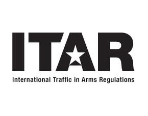 ITAR (International Traffic in Arms Regulations) Registration logo