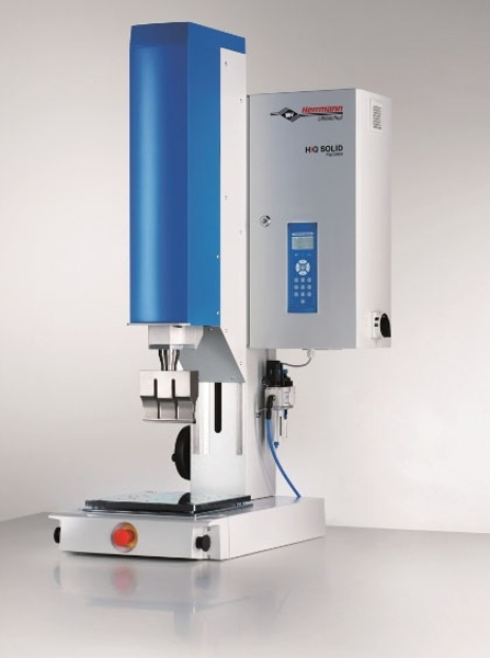 An Introduction To The Ultrasonic Welding Of Plastics
